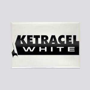 Ketracel White Rectangle Magnet