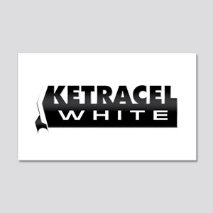 Ketracel White 20x12 Wall Decal