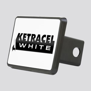 Ketracel White Rectangular Hitch Cover