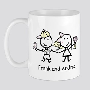 Wedding - Frank & Andrea Mug