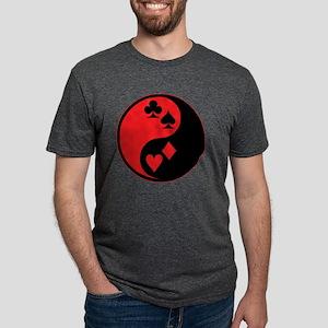 Yin Yang Cards T-Shirt