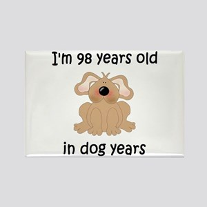14 dog years 5 - 2 Magnets