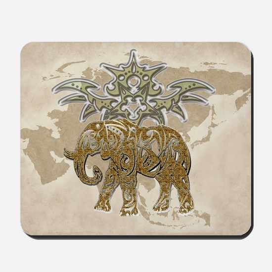 Out of Asia Mousepad