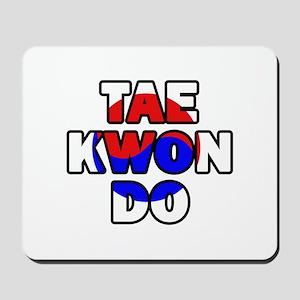 Taekwondo 001 Mousepad