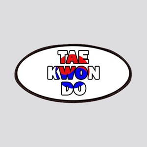 Taekwondo 001 Patches