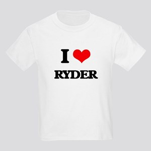 I Love Ryder T-Shirt