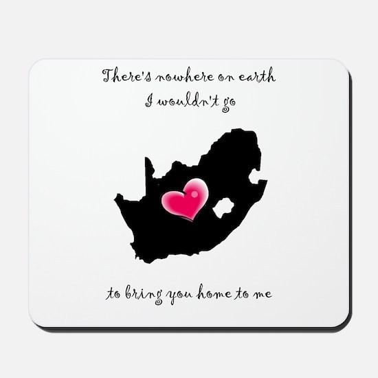 South Africa Adoption Mousepad