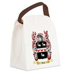 Ives Canvas Lunch Bag