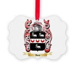 Ives Picture Ornament