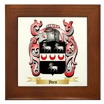 Ives Framed Tile
