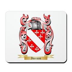 Iverson Mousepad