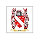 Ivers Square Sticker 3
