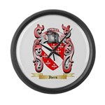 Ivers Large Wall Clock
