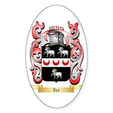 Ive Sticker (Oval)