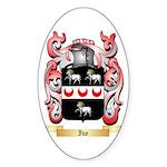 Ive Sticker (Oval 10 pk)