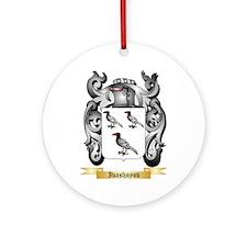 Ivashnyov Ornament (Round)