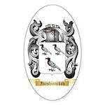 Ivashinnikov Sticker (Oval)