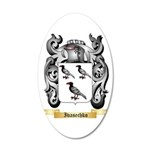 Ivasechko 20x12 Oval Wall Decal