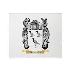 Ivanyushin Throw Blanket