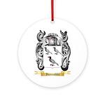 Ivanushka Ornament (Round)