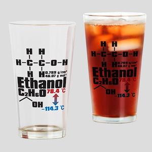 Ethanol Drinking Glass