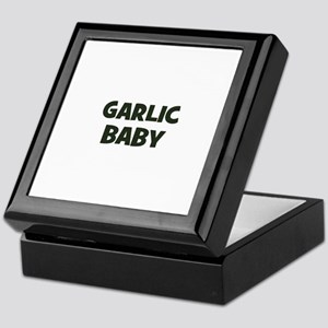 garlic baby Keepsake Box
