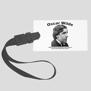 Wilde: Stars Large Luggage Tag