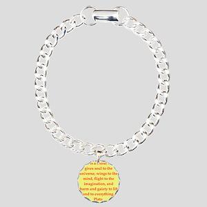 40 Charm Bracelet, One Charm