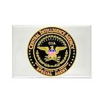 CIA CIA CIA Rectangle Magnet