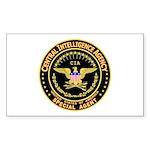 CIA CIA CIA Rectangle Sticker