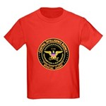 CIA CIA CIA Kids Dark T-Shirt