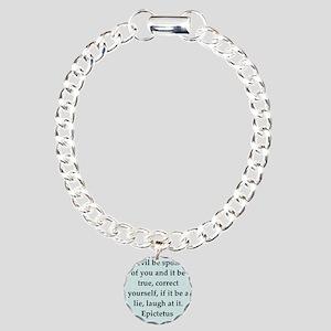 8 Charm Bracelet, One Charm