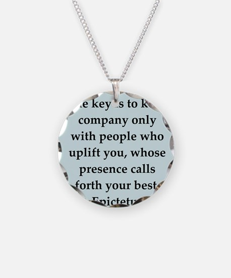 26.png Necklace Circle Charm