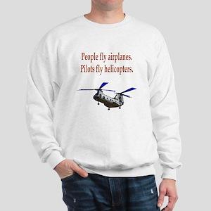 Heli pilots - CH-46 Sweatshirt