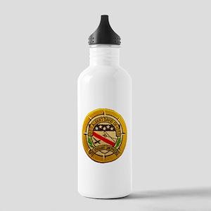 USS ALBERT DAVID Stainless Water Bottle 1.0L