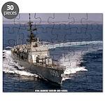USS ALBERT DAVID Puzzle