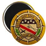 USS ALBERT DAVID Magnet