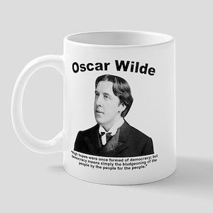 Wilde: Democracy Mug