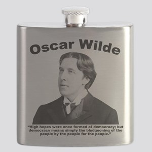 Wilde: Democracy Flask
