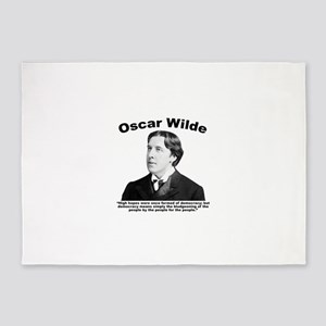 Wilde: Democracy 5'x7'Area Rug