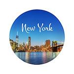 "New York 3.5"" Button"