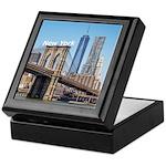 New York Keepsake Box