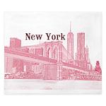 New York King Duvet