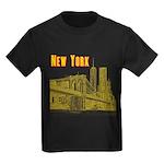 New York Kids Dark T-Shirt