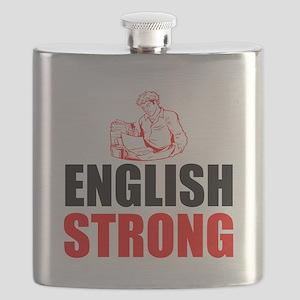 English Strong Flask