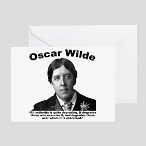 Wilde: Authority Greeting Card