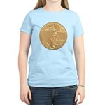 Gold Liberty 1986 Women's Light T-Shirt