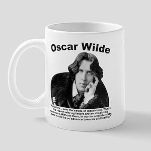 Wilde: Agitators Mug