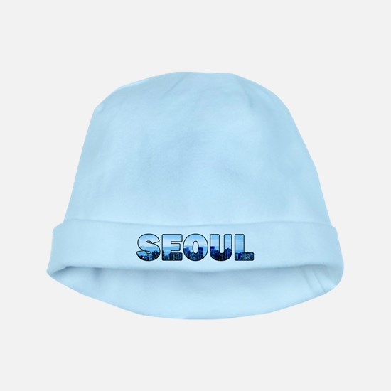Seoul South Korea 003 baby hat