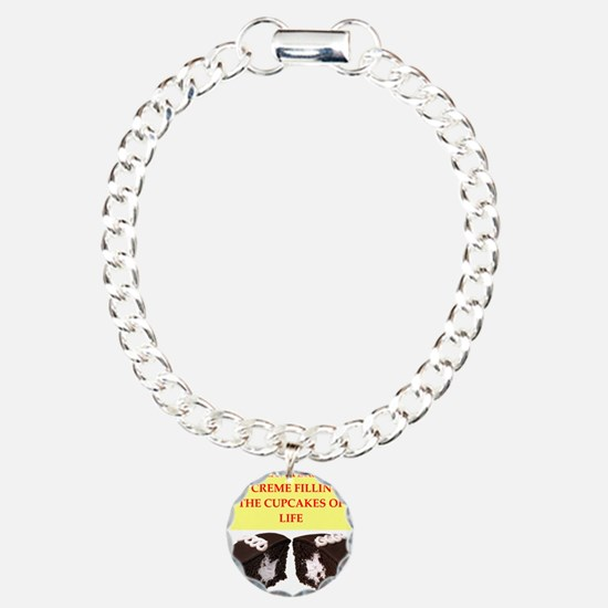 lawyer Charm Bracelet, One Charm